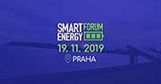 Budeme vystavovat i přednášet na SMART ENERGY FORUM 2019